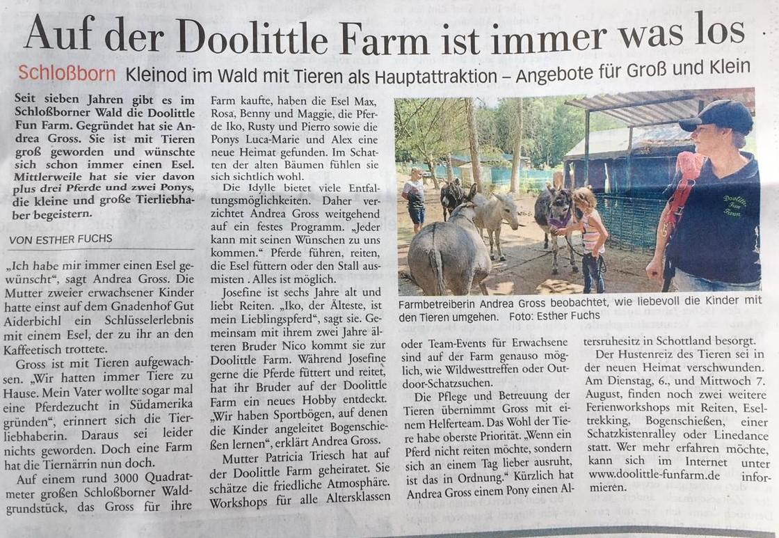 Artikel-Taunuszeitung