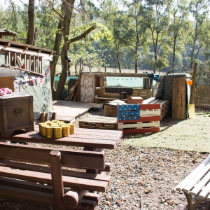 Outdoor Treasure Escape for Kids